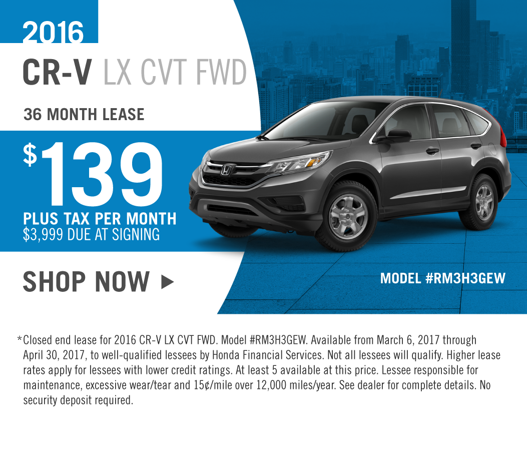 Lease specials long beach honda for Honda financial services customer service number