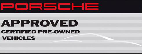 Porsche CPO Logo