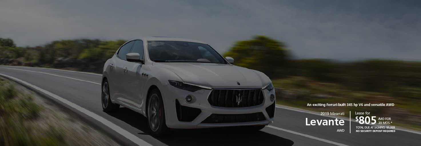 Maserati of SLC