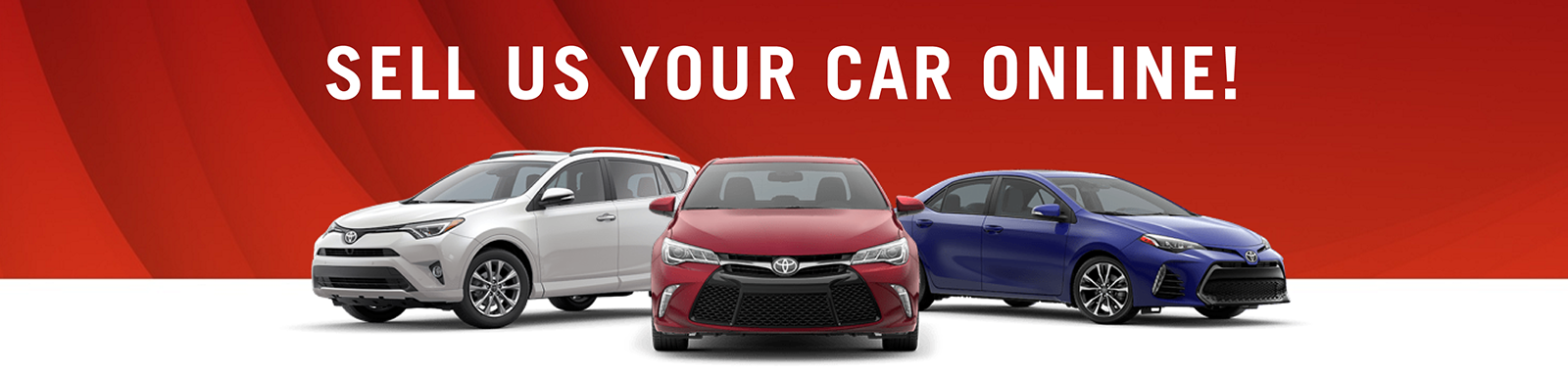 Sell Your Car Online for Cash Fast at Hamer Toyota