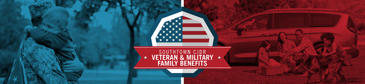 Military & Veteran Discount Program | Southtown CJDR