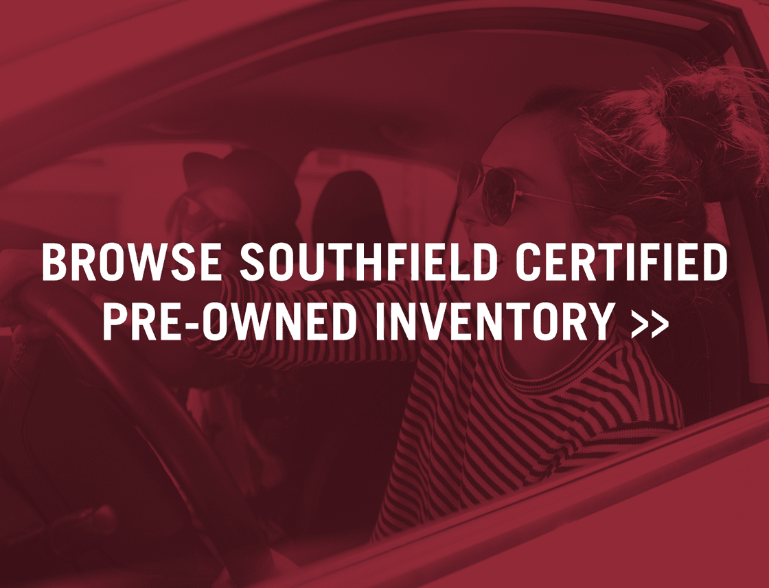 Southfield Certified Pre-Owned
