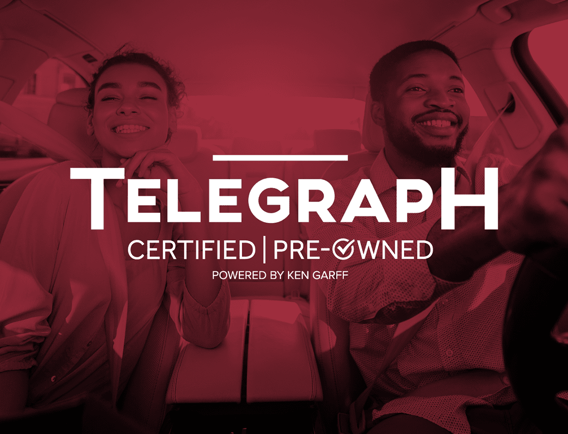 Telegraph Certified Pre-Owned