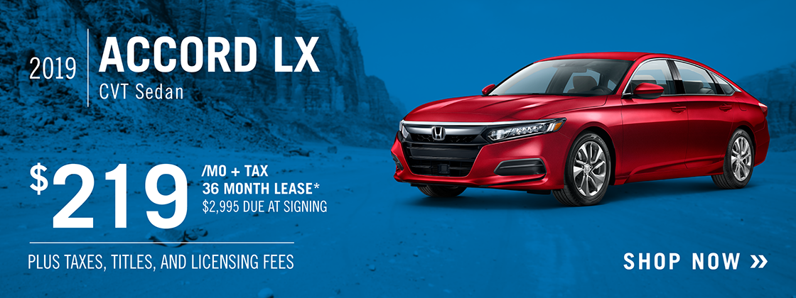 2 Year Car Lease >> Lease Specials Honda Of The Desert