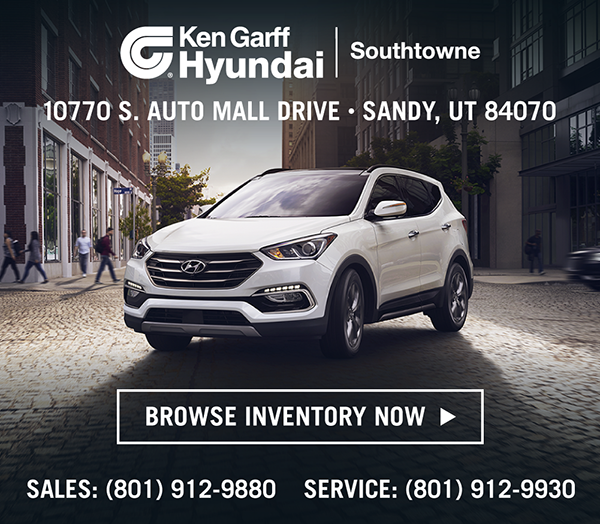 Welcome To Ken Garff Hyundai