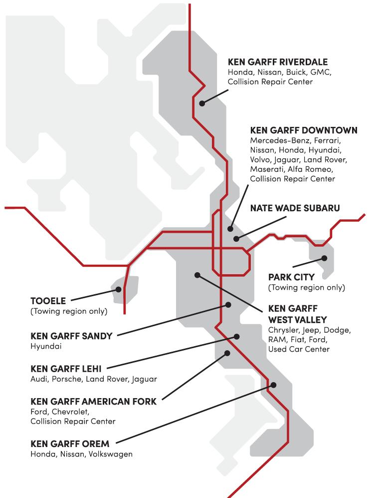 Ken Garff American Fork >> Garffcare Ken Garff Auto Group