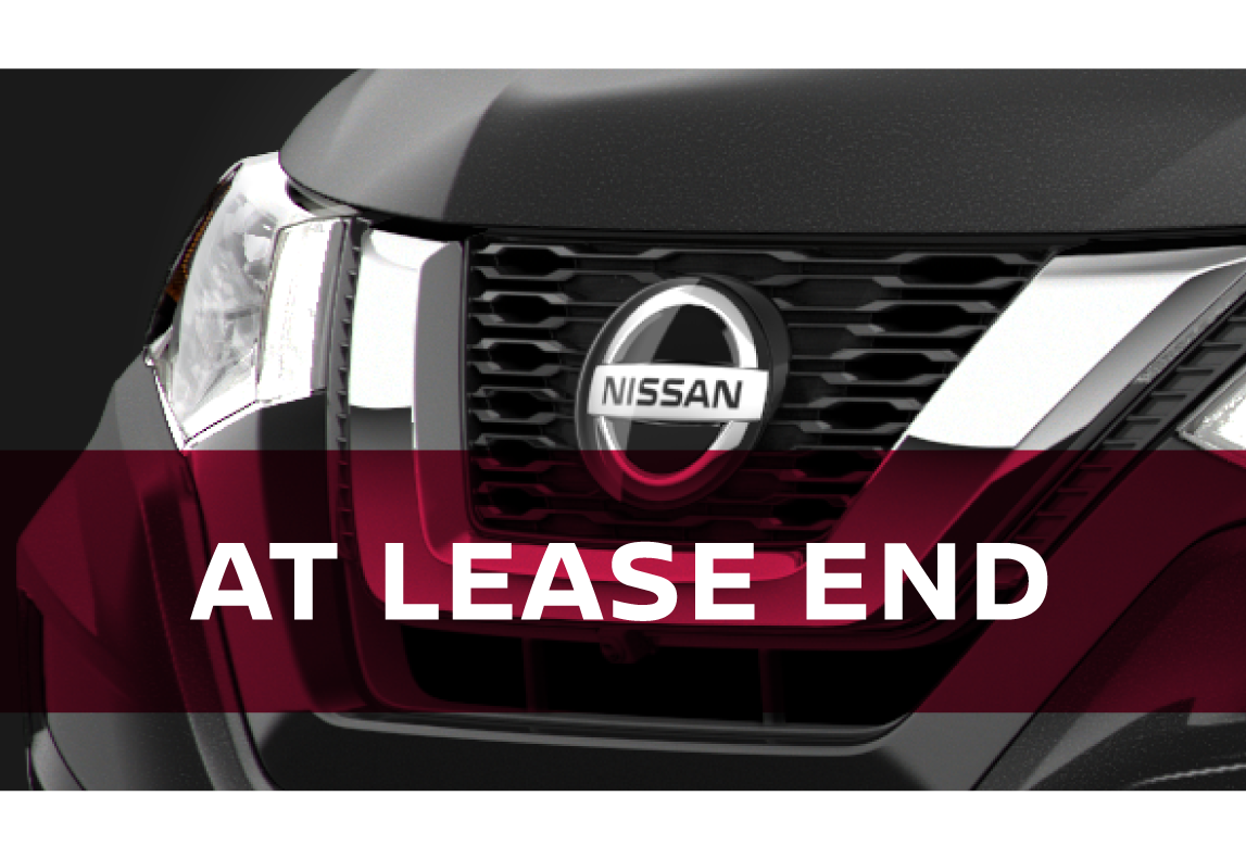 Nissan Lease End