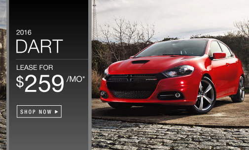 2016 Dodge Dart Lease | Ken Garff West Valley